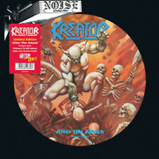 KREATOR - AFTER THE ATTACK PICTURE DISC LP  NEW NOT SEALED  NOISE RECORDS