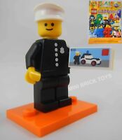 Lego 71021 Police Officer Minifigure Series 18 RARE 1978 Classic Policeman #8