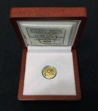 Griechenland 100 Euro 2018 Gold Apollo PP im Etui mit Zertifikat-Nur 1.200 Stück