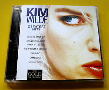 """CD """" KIM WILDE - THE GOLD COLLECTION """" BEST OF / 20 HITS (KIDS IN AMERICA)"""