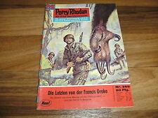 PERRY RHODAN # 385 -- Les derniers de la Francis Drake // 1. édition 1968