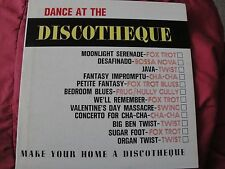 DANCE AT THE DISCOTHEQUE VARIOUS ARTISTS SOMERSET SF-22000 VINYL LP EX