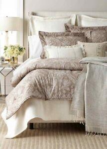 Ralph Lauren Sonoma Valley 4P King Comforter Sham Pillows Set