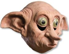Mens Dobby The House Elf Harry Potter Cosplay Fancy Dress Costume Outfit Mask