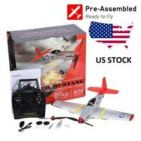 RC Remote Controlled Airplane With Radio Controller Toys Hobbies Outdoor Plane