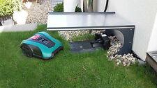 Aktion - RobiPort S - VBA Bosch Indego 350 , Mähroboter Garage - Mower Dach