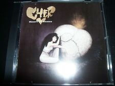Cher Heart Of Stone Ft If I Can Turn Back Time CD – Like New