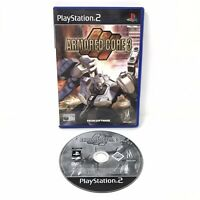 Armored Core 3 | PlayStation 2 (PS2) | Sony | VGC | PAL