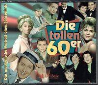 (5 CD's) Die Tollen 60er - Das Musikalische Portrait Eines Jahrzehnts...