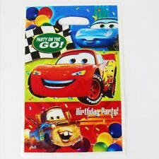 12pcs Disney Cars Themed Party Loot Candy Bags For Birthdays