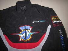 NEU MV Agusta F4 RR Corsacorta Fan-Jacke schwarz/rotgrau veste jacket jas giacca