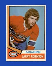 1974-75 O-Pee-Chee Set Break #280 Larry Robinson NR-MINT *GMCARDS*