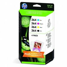 Hp 364 Multipack (4colores) papel Fotrografico