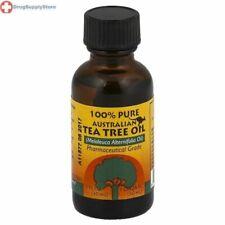 Humco 100% Pure Australian Tea Tree Oil 1 oz