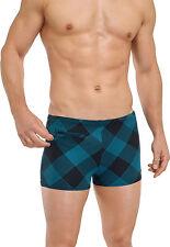 SCHIESSER AQUA Hombre bañador Retro Shorts De Baño Talla 5-12 M-5XL