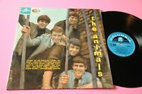 THE ANIMALS LP STESSO TITOLO ORIG ITALY 1965 EX DEBUT CON LABEL BLU !!!!!!!!!!!!