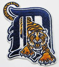 LOT OF (1) MLB BASEBALL DETROIT TIGERS EMBROIDERED PATCH (TYPE B) ITEM # 43