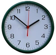 Metamec Verde Reloj Pared Nuevo Y En Caja