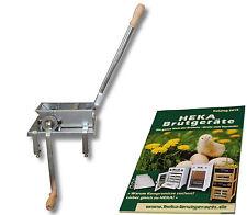 HEKA-Knochenmühle - für Knochen, Möhren, Rüben, Gemüse --- @@@HEKA: 1x Art.31040