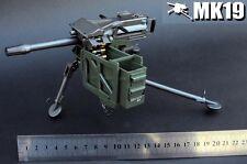 MK-19 1:6 Action Figur Grenade Launcher US Marine Infantry Modell Set 8030 MK19