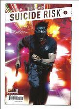 SUICIDE RISK # 2 (Boom Studios, MIKE CAREY & ELENA CASAGRANDE, JUNE 2013), NM