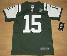 NIKE New York Jets Tim Tebow #15 Home Football Jersey Youth Medium - RETAIL $70