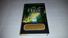 The Walk by Richard Paul Evans (2010, Hardcover) SIGNED 1st/1st