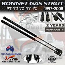 Pair Bonnet Gas Struts for Holden Commodore VT VU VX VY VZ WH WK HSV 1997-2008