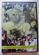 DVD MCLINTOCK CON JOHN WAYNE - MCLAGLEN - 1963 UNITED ARTISTS