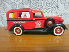 1995~CITGO Liberty Classics Dodge Panel Delivery Truck COIN BANK~6th in Series