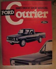 1980 FORD COURIER TRUCK SHOP MANUEL.