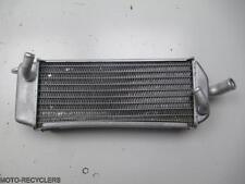 97 RM250 RM 250 Left Radiator  #42-11875