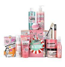 Soap & Glory Sweet Tin-Tations  Valentines Birthday Gift set 11 Items Worth £80