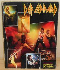 SPARTITO TABLATURE DEF LEPPARD High'n'dry Pyromania (Hal Leonard 88) guitar tab