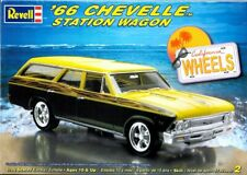 "Revell 1966 Chevy Chevelle Station Wagon ""California Wheels"""