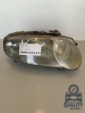 LH 2001 Genuine Alfa Romeo 147 BJ Left Headlight LHS 2001 - 2005
