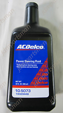 ACDelco 10-5073 Power Steering Fluid 32oz for Chevorlet GMC Cadillac