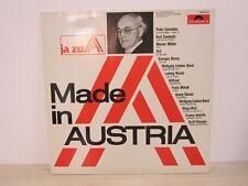 LP / Various – Made In Austria / 1981 / POLYDOR / HIRSCH,DANZER,MAGIC MAIL-RAR