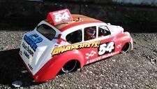 Austin Sheerline Limo RC Banger racing body shell LWB Kamtec ABS £6.99