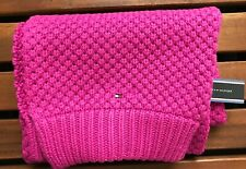 Tommy Hilfiger Girls Scarf - Pink - Small - EX57124639-643