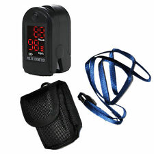 New Finger tip Pulse Oximeter,Blood Oxygen SpO2,PR Monitor,FDA,Case,CONTEC-USA