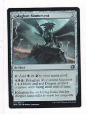 Magic: MTG: Iconic Masters: Kolaghan Monument