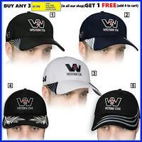 Western Star Baseball Cap 3D EMBROIDERED Logo Truck Car Auto Hat Mens Womens