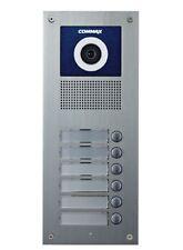 Commax 6-Apartment Building Door Camera DRC-6UC