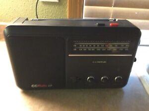 C Crane CC Radio EP Twin Coil Ferrite Antenna AM, FM & FM Stereo settings.