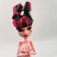 2008 Monster High Draculaura DEAD TIRED Nude Doll