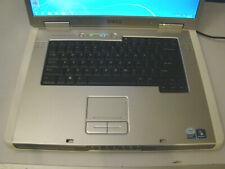 Dell Inspiron E1705/Core2Duo T7400 2.16ghz/3gb/80gbHD/Windows 7 Home64/X1400/BT