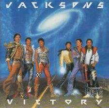 Jacksons Victory CD incl: Torture, State Of Shock 1984