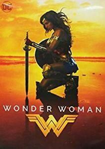 Wonder Woman (DVD, 2018)