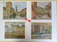 Von Otto Nagel Alt Berlin 16  Kunstlichtdrucke in Mappe -RARITÄT